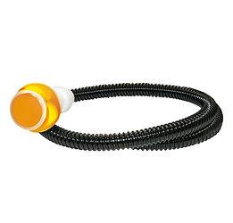 Cryo21 LED väripää Amber vartalo