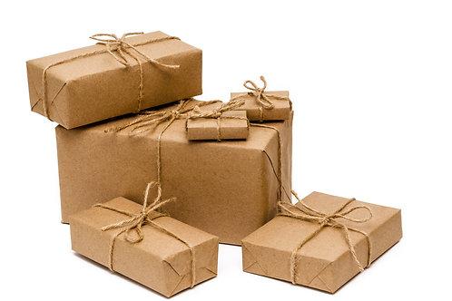 Kraft Gift Wrap