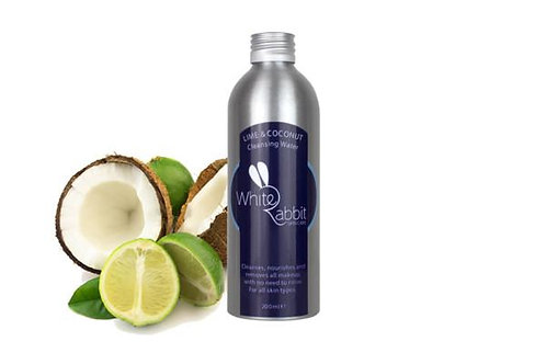 Lime & Coconut Cleansing Water