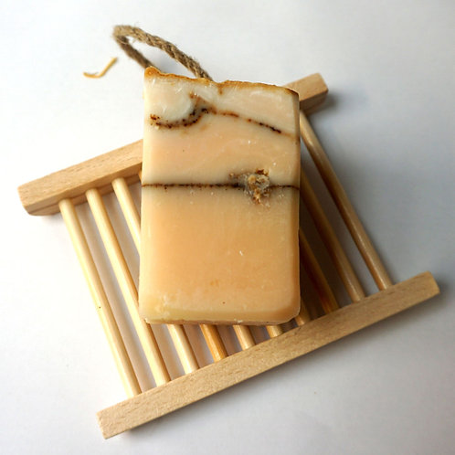 Lavender Verbena Soap-On-A-Rope