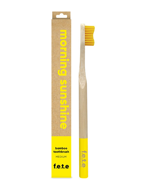 F.E.T.E. Toothbrush- Medium