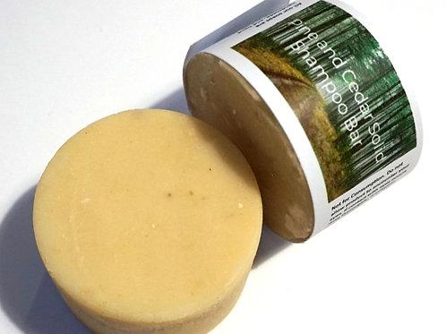 Pine Cedar Shampoo Bar