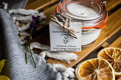Sweet Orange, Lavender & Neroli Body Butter