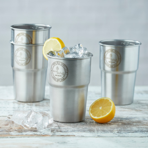 British Stainless Steel Cup