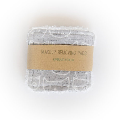 Reusable Cotton Makeup Remover Pads