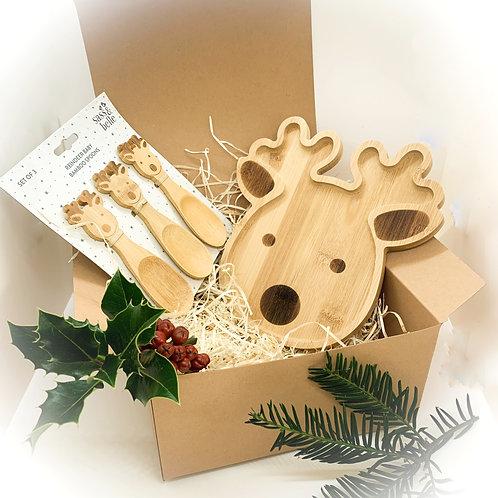 Bamboo Reindeer Giftbox