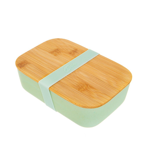 Bamboo Lid Lunchbox