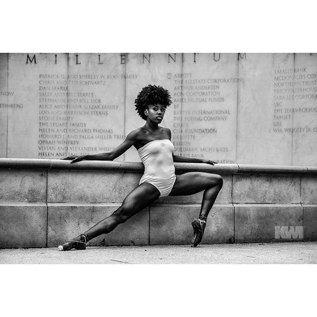 Thank you Ken Wallace 📷 Leotard designed by _snatched1