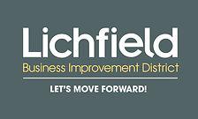 LichfieldBID_LogoV1_Yellow_Negative_STRA