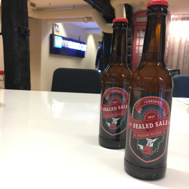 Etiketter til øl