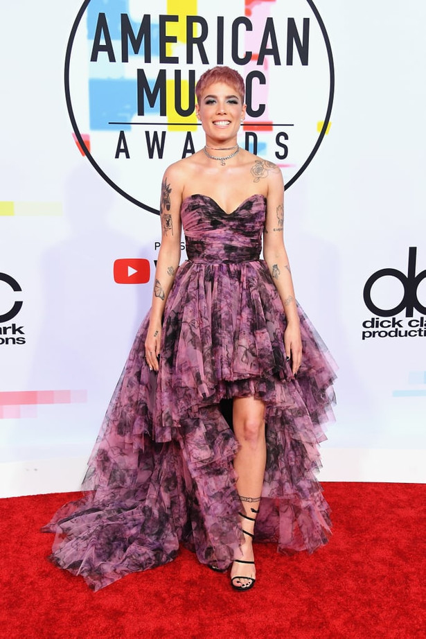 Halsey-G-Eazy-2018-American-Music-Awards