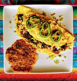 Tex-Mex Omelette