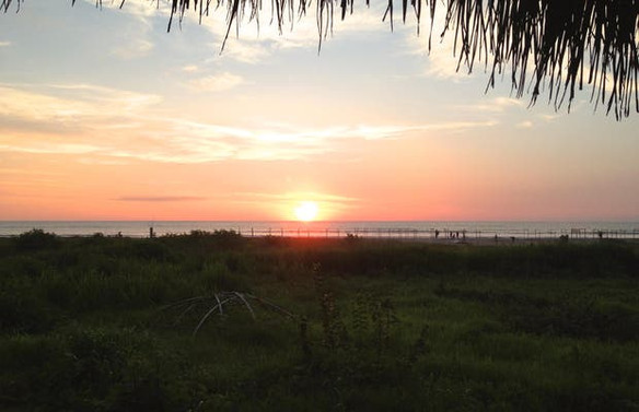 Briceno Ecuador Beach Front