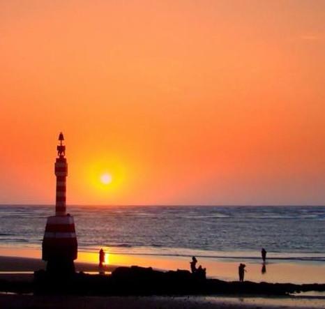 The Point in Bahia de Caraquez