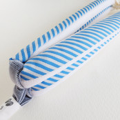 Stripe・ブルー