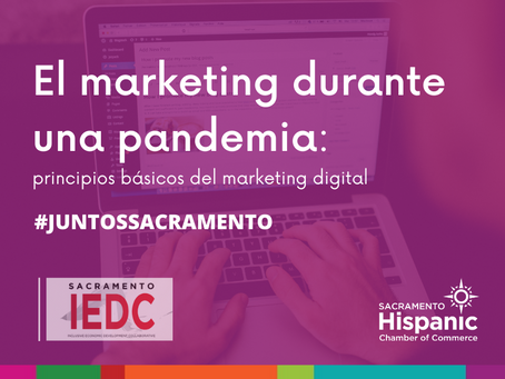 First Spanish Webinar Posted / Primer Webinar en Español
