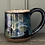 Thumbnail: The moon made me do it handmade pottery mug