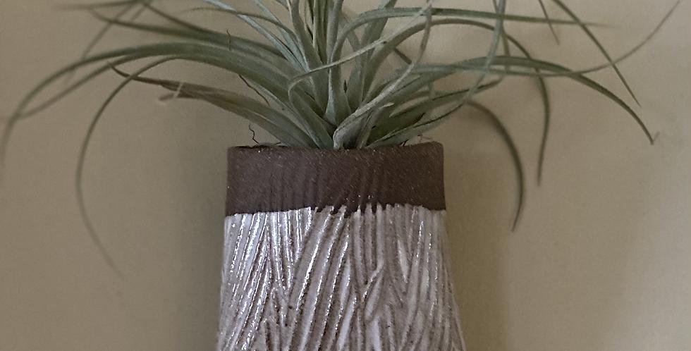 Handmade Hanging Air Plant Holder/Bud Vase