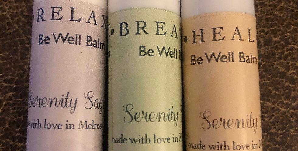 Be Well Balms