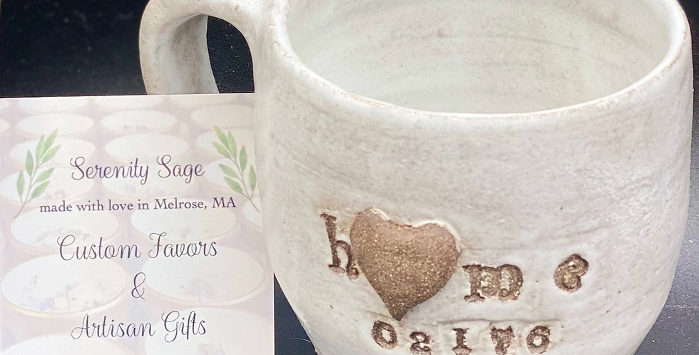 Preorder - Home is Where the <3 Is Mug