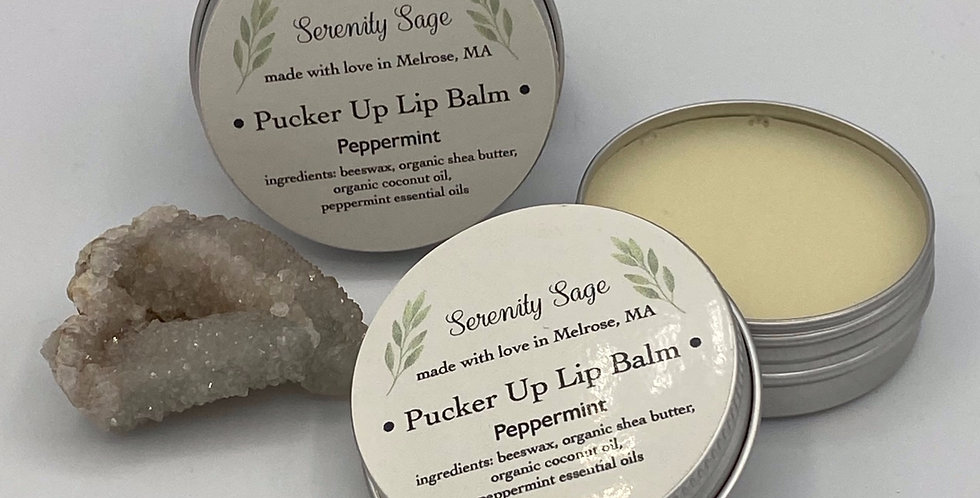 Pucker Up Lip Balm 1oz