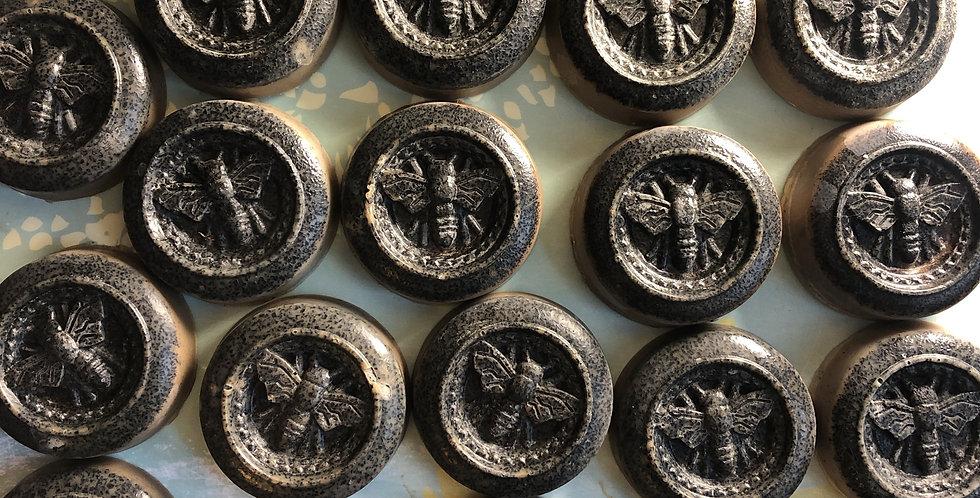 Bee Wake up & Exfoliate Soap