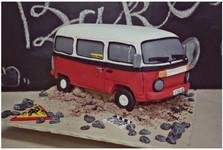 Mini Van Cake