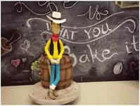 Lucky Luke Cake