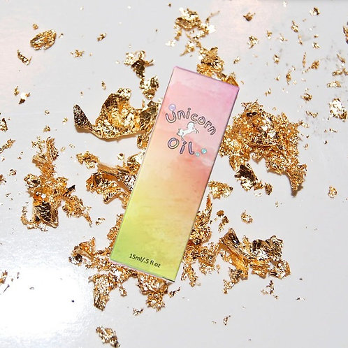 Unicorn Oil - Gold Flakes (Unscented)