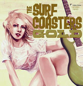 THE SURF COASTERS self cover album 「Gold」