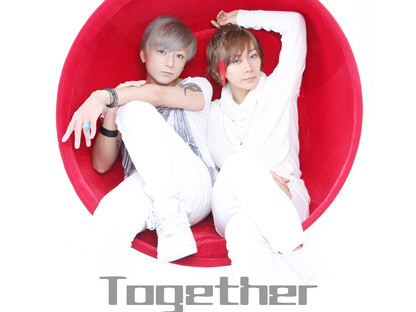 4th Cover Single「Together」from LAZY KNACK 2016.12.24out!