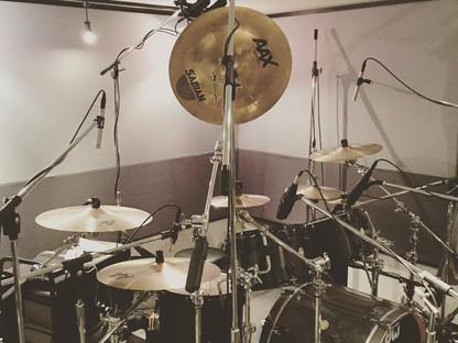 Drum recorded.
