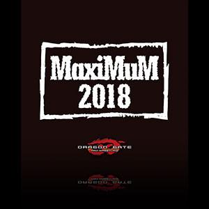 Soundtrack「MaxiMuM 2018」2018.3.7 out!