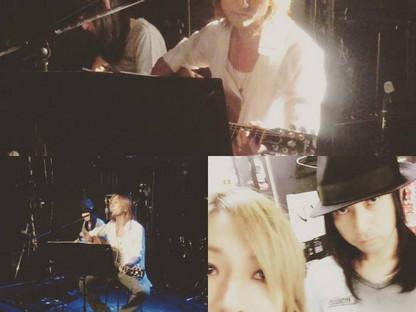 YUNA's solo live show was successful!