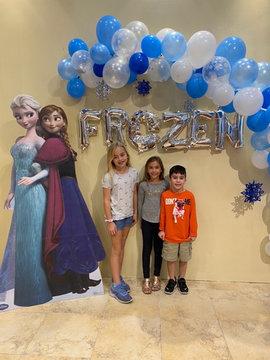 Frozen Foodie Fun!