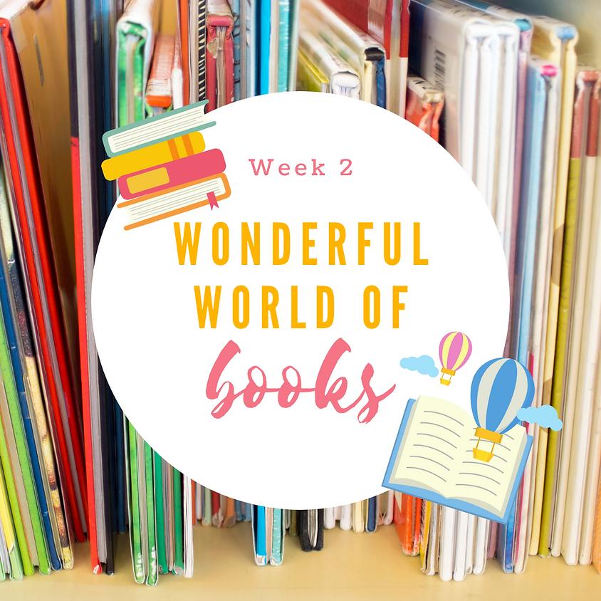 Week 2: Wonderful World of Books