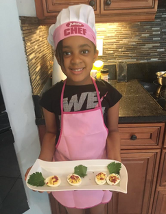 Virtual Junior Chefs!