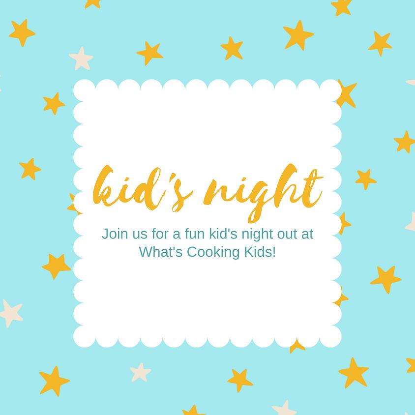Kid's Night: Session 1