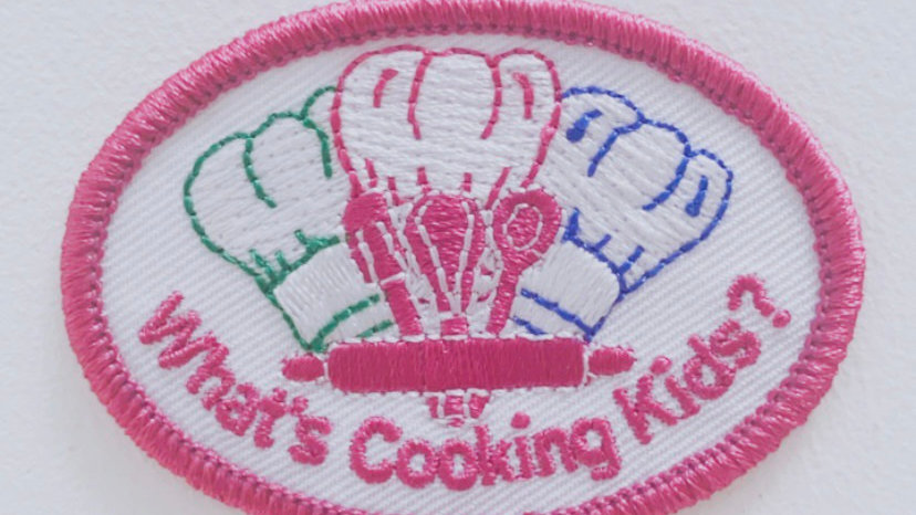 Girl Scout Fun Patch