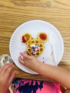 Disney Preschool Camp!