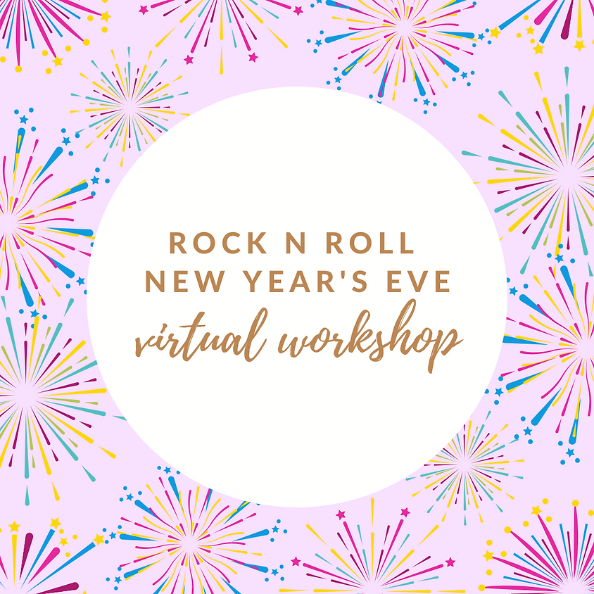 Rock n Roll New Year's Eve