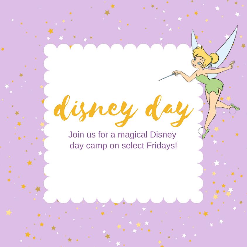 Disney Day: Session 1