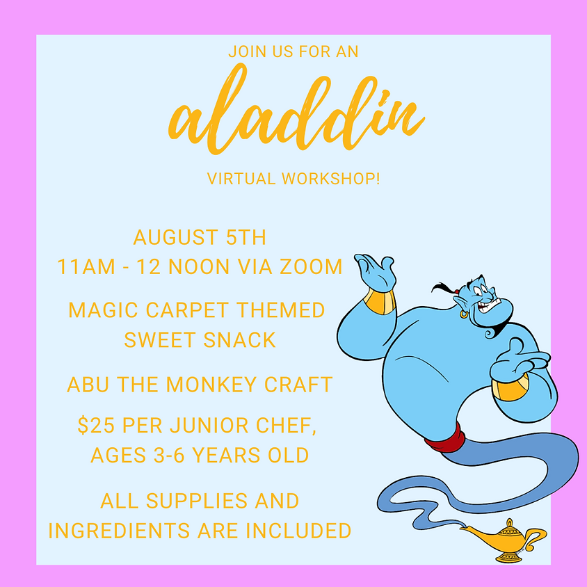 Aladdin Virtual Workshop