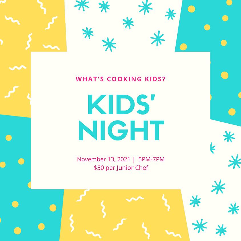 Kids' Night: Session 2