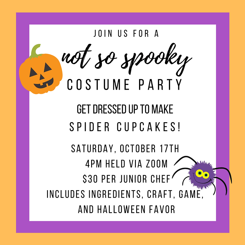 Not So Spooky Costume Party