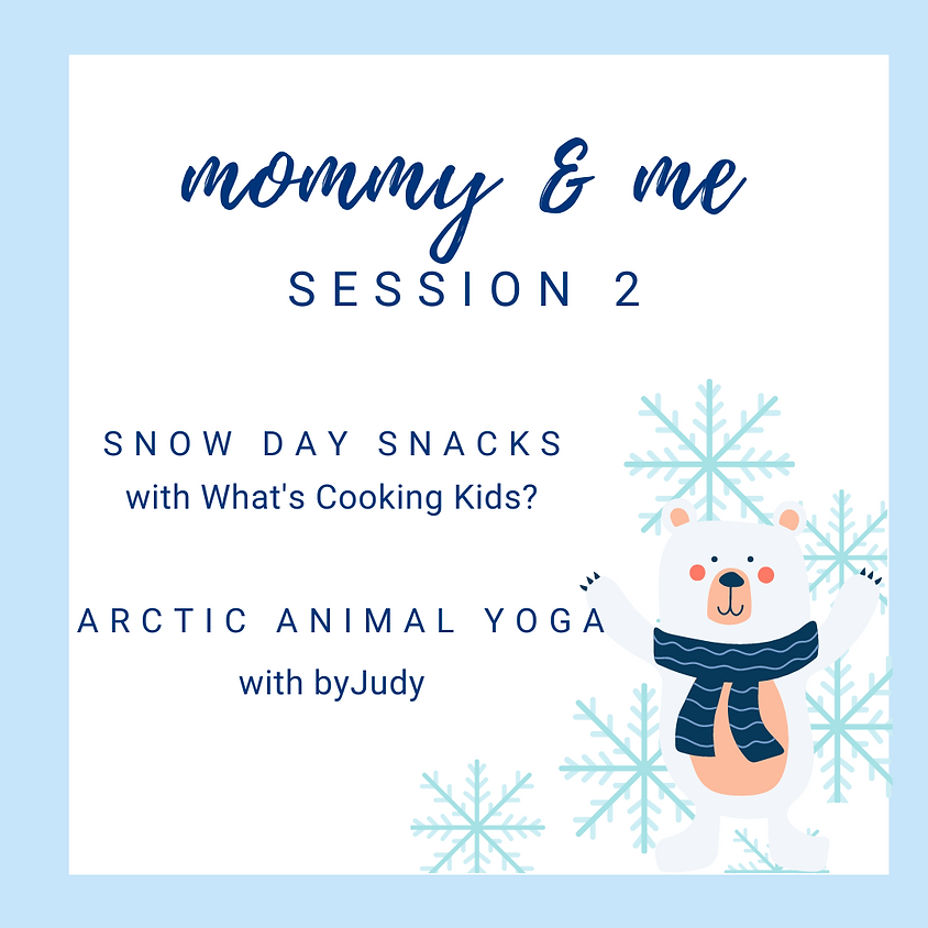 Mommy & Me Session 2