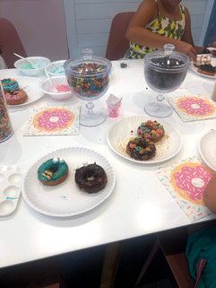 Donut Miss the Party!