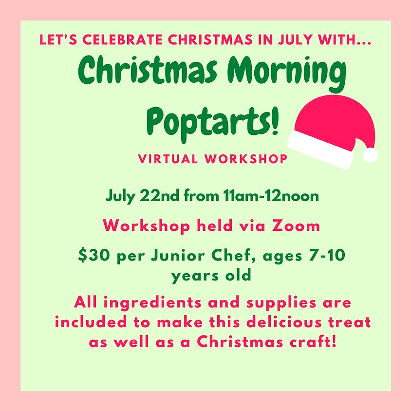 Christmas Morning Poptarts: South Florida