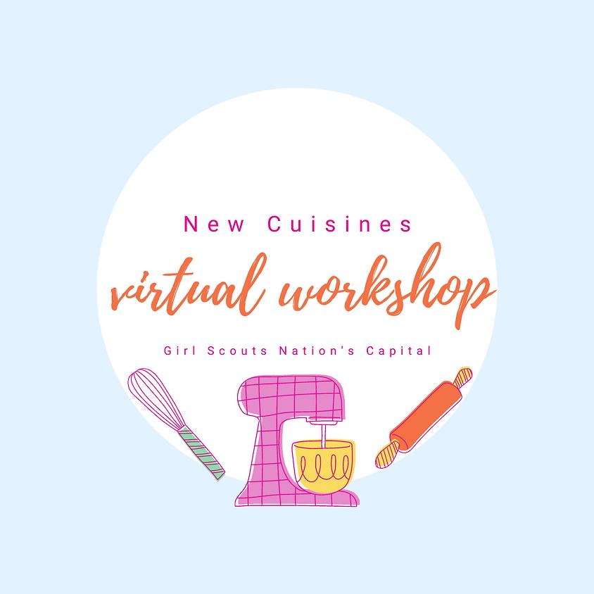 New Cuisines Virtual Workshop GSCNC