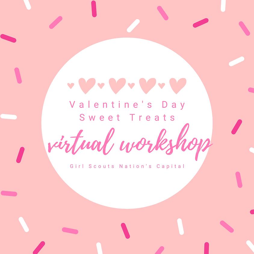 Sweet Treats Virtual Workshop GSCNC